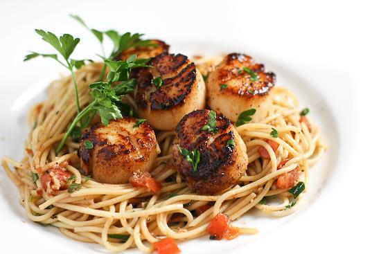 scallops-n-pasta