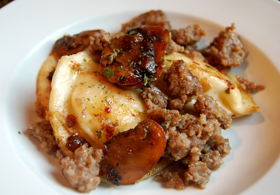 Quick Fix: Pierogi Sausage Supper - Farmgirl Follies ...