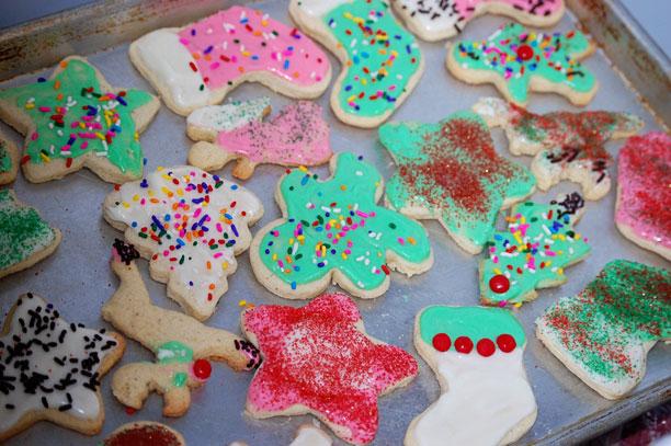 The best cut out cookies ever - Farmgirl Follies | Jennifer Kiko