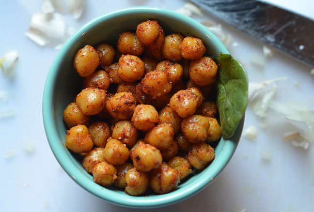 and smoked paprika recipes roasted chickpeas with parmesan and smoked ...