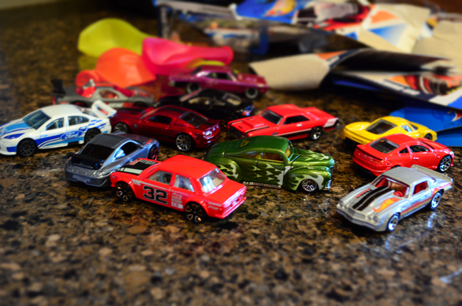 Matchbox Cars Or Hot Wheels Ideas For Boys Birthday Party Race Theme