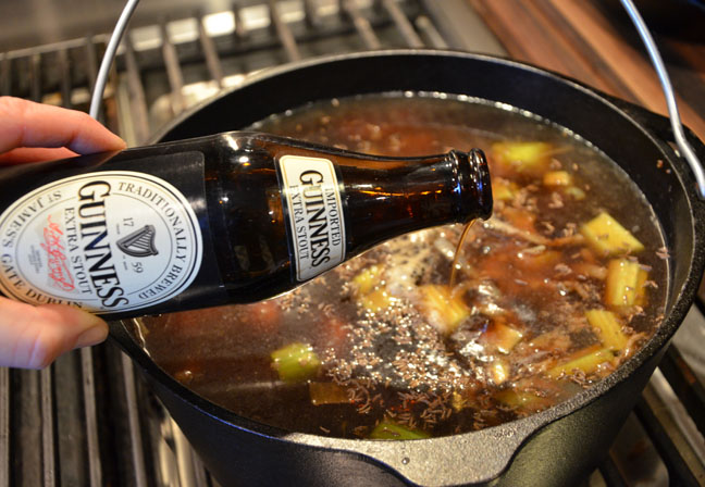 how to cook beef stew in the oven