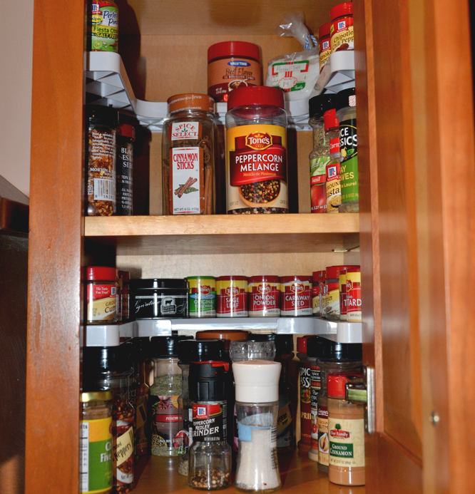 Using Spicy Shelf