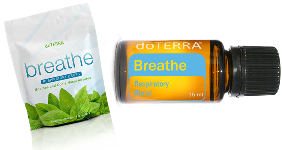 Breathe from doTERRA