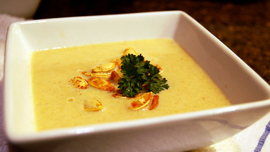 Sweet Pumpkin Soup