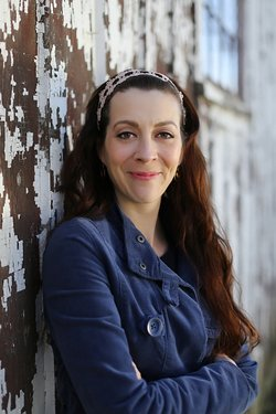 "Rebecca Lindamood, author ""Not Your Mama's Canning Book"""