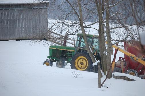tractorspin