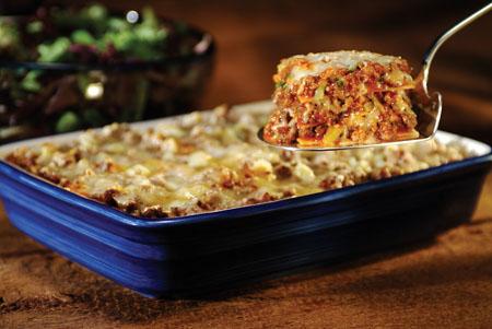 tortilla-lasagna