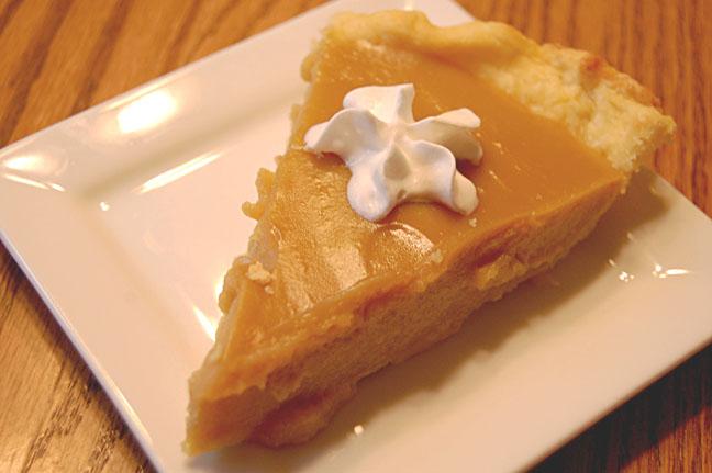 Butterscotch Sweety Pie