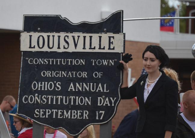Louisville, Ohio Constituion Day Parade