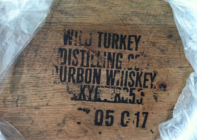 Wild Turkey Bourbon Barrel
