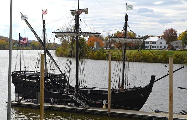 Columbus Foundation ships