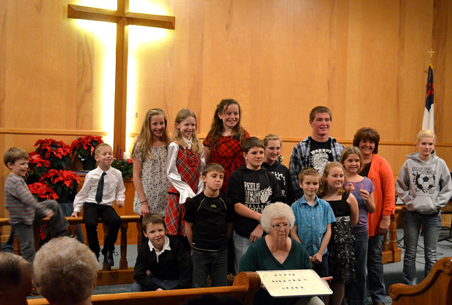 Herrington-Bethel UMC Christmas Program