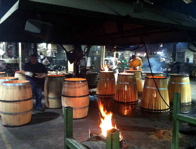 Cooperage in Kentucky