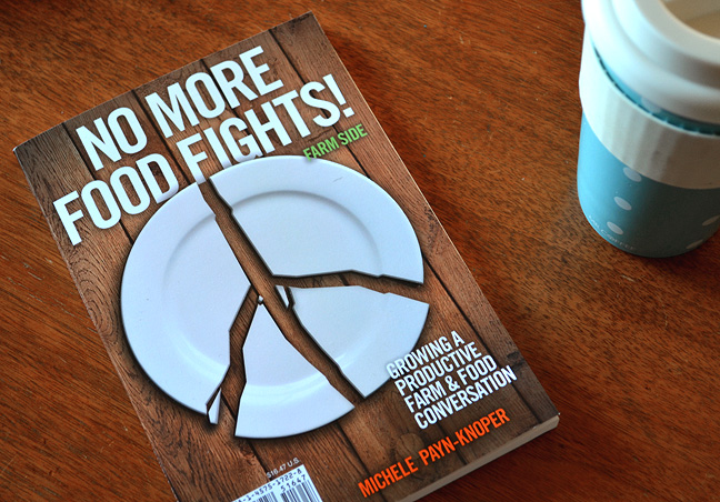 Michele Payn-Knoper's No More Food Fights! book