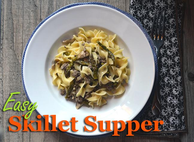 Easy Skillet Supper