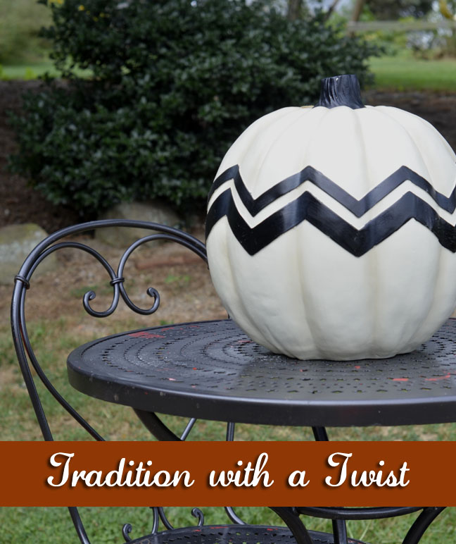 Outdoor decor for autumn - Farmgirl Follies