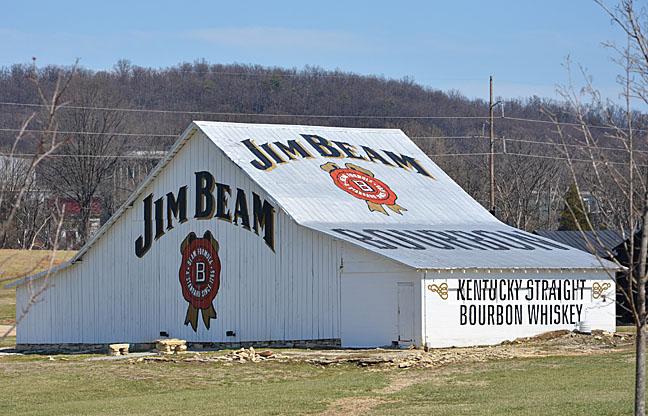 Jim Beam Distillery - Kentucky