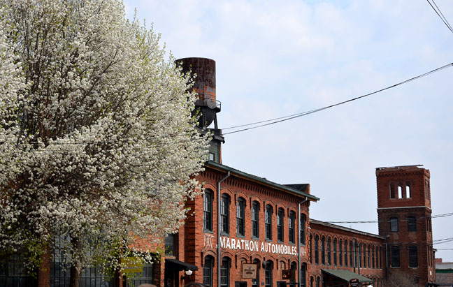 Marathon Village, Nashville, Tennessee