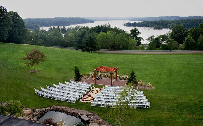 Atwood Lake Resort & Golf Club weddings