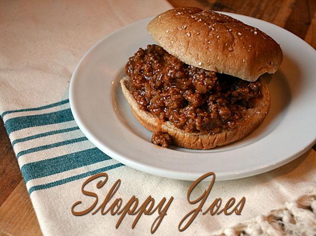Best Sloppy Joe recipe ever