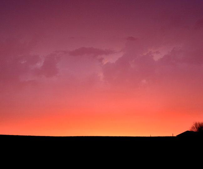 Sunrise brilliance