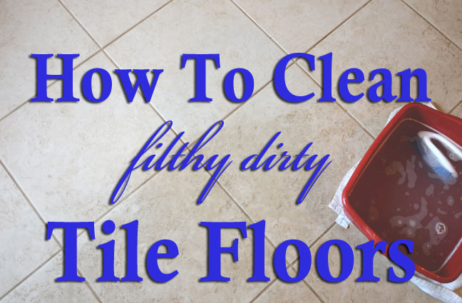Shes A Filthy Dirty Floor
