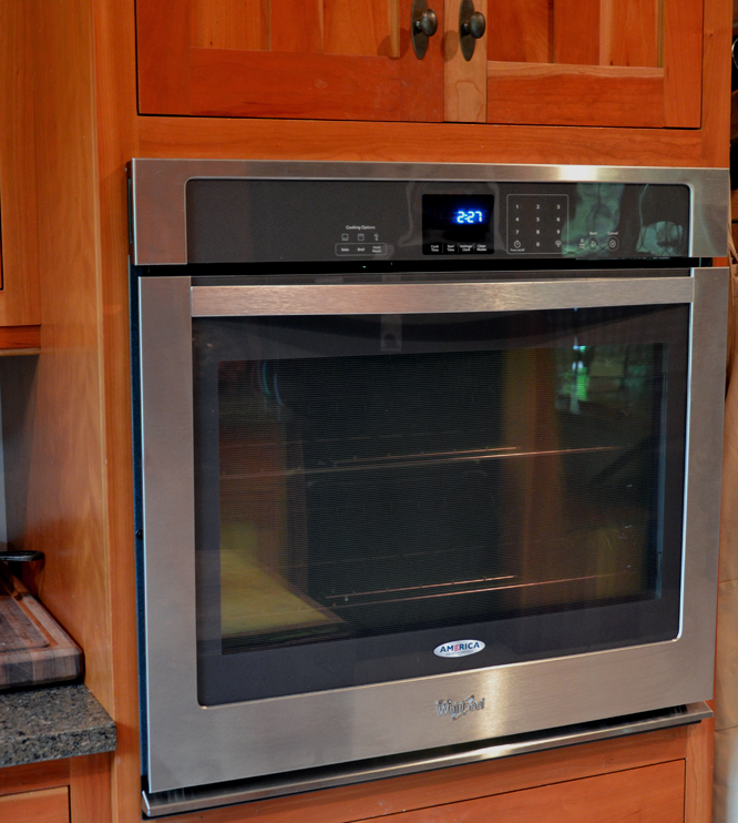 Whirlpool Oven - made in America