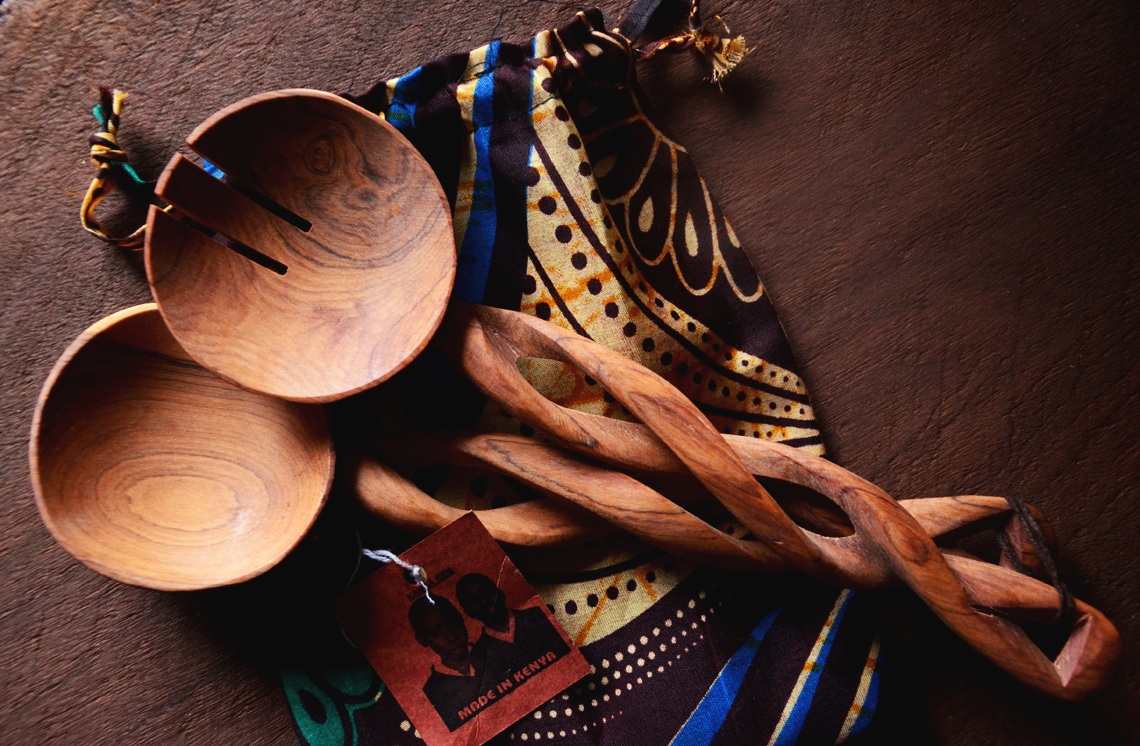 World Vision Spoons