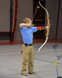 Archery recurve bow