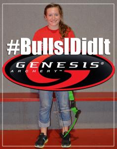 Genesis Archery #BullsIDidIt