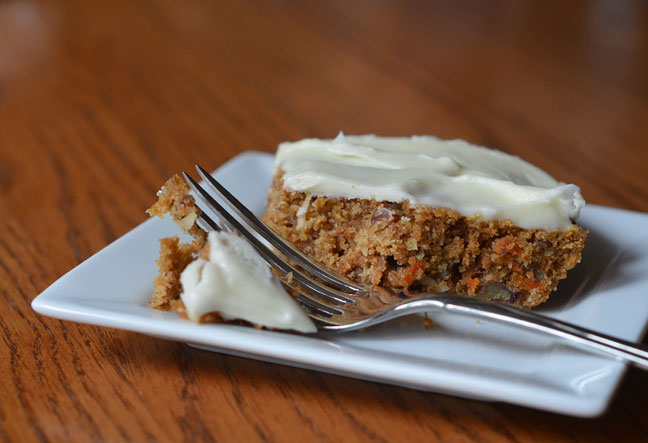 national Carrot Cake Day is Feb. 3