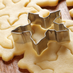 The addition of a simple spice makes these the best cut-out cookies you will ever eat!