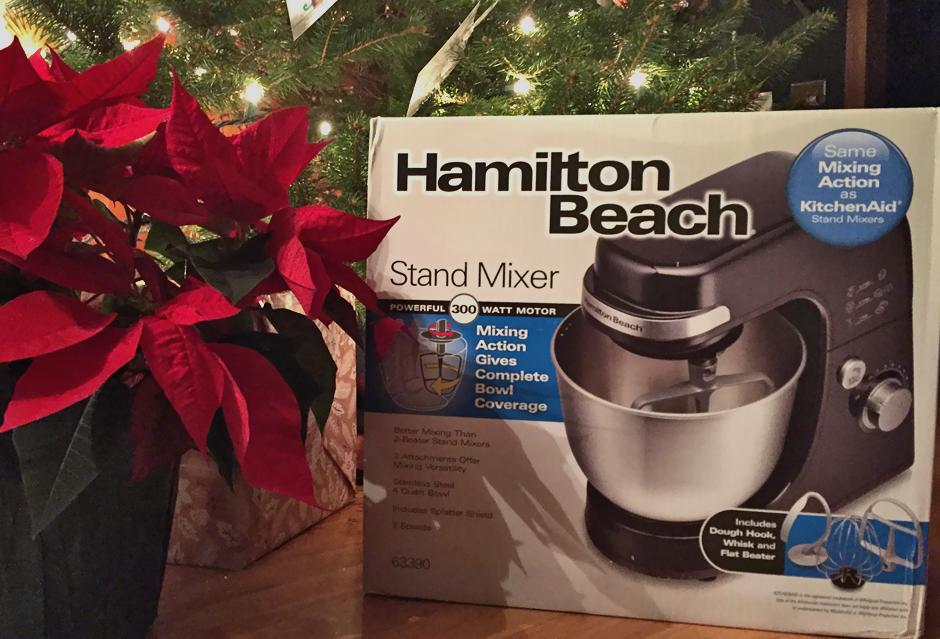 Hamilton Beach 6-speed Stand Mixer
