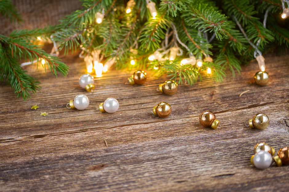 Are our hearts all aglow with Christmas light? Or just the world outside?
